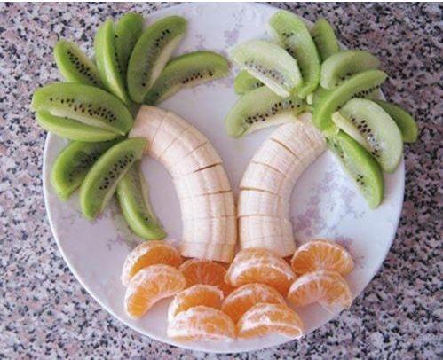 Tropical Fruit Dish