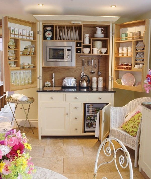 All In One Kitchen Unit For Small Kitchens Pictures, Photos ...