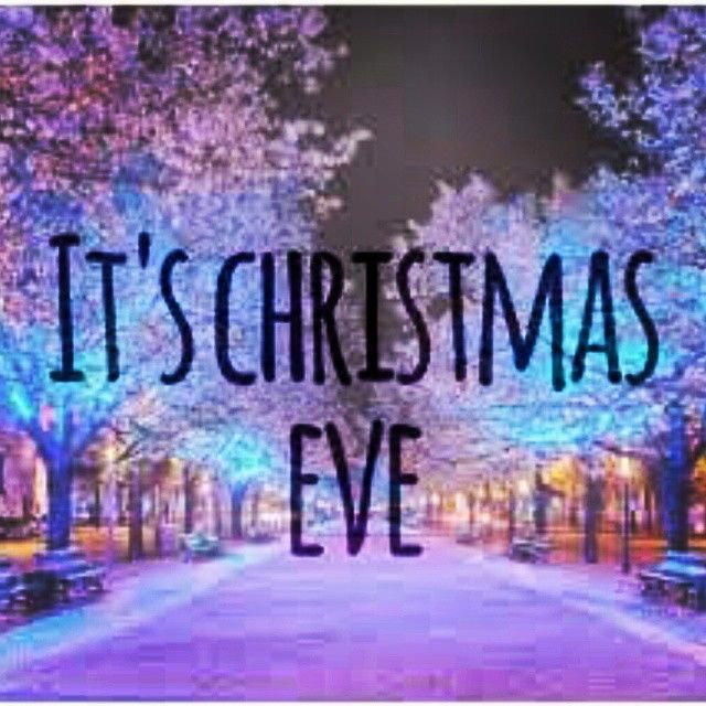 Christmas Eve Quotes Tumblr: It's Christmas Eve Pictures, Photos, And Images For
