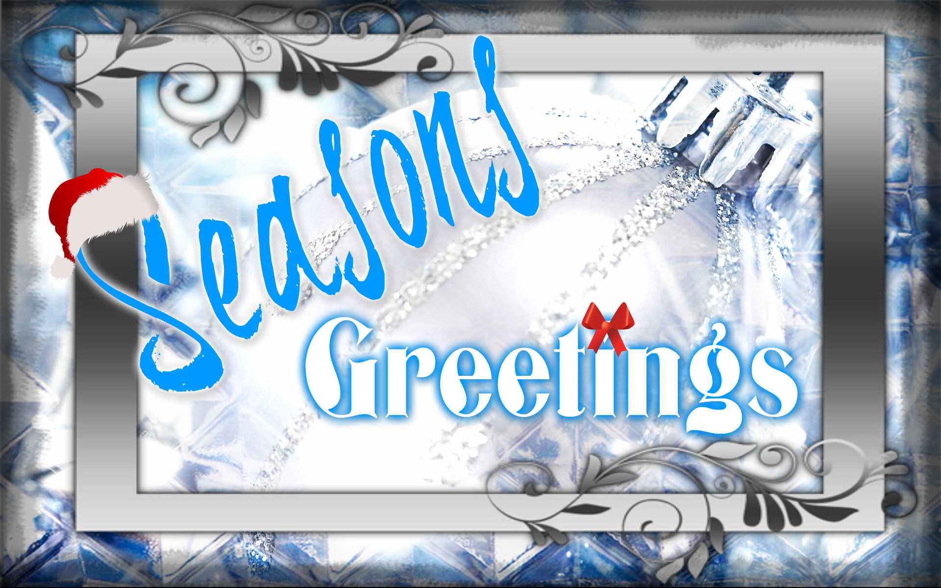 Seasons Greetings Two Pictures, Photos, and Images for Facebook ...