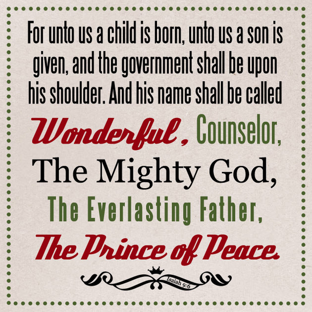 Christmas Quotes Bible.10 Bible Quotes For Christmas