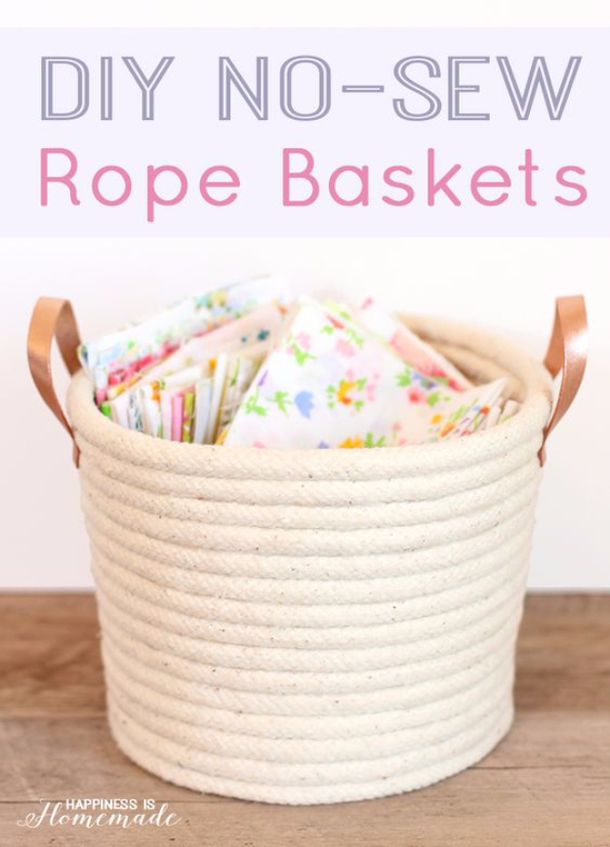 10 Cool Basket Inspired Craft Ideas