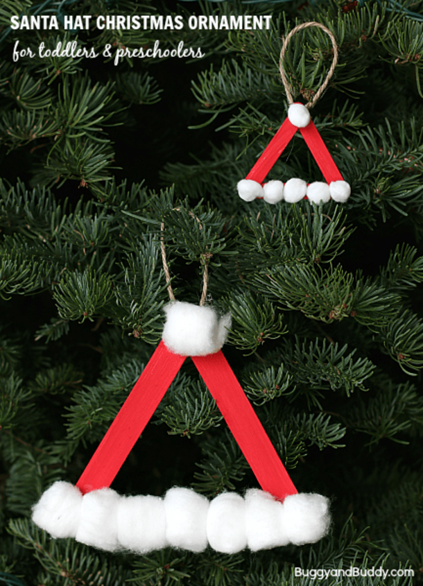 10 Diy Christmas Popsicle Stick Crafts For Kids To Make