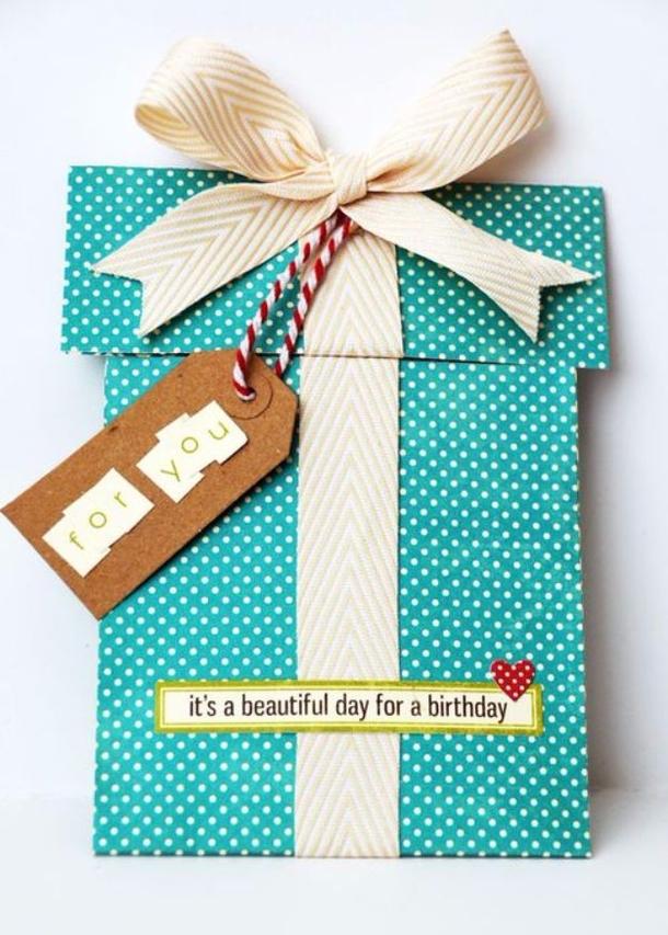 10 Diy Handmade Birthday Card Ideas