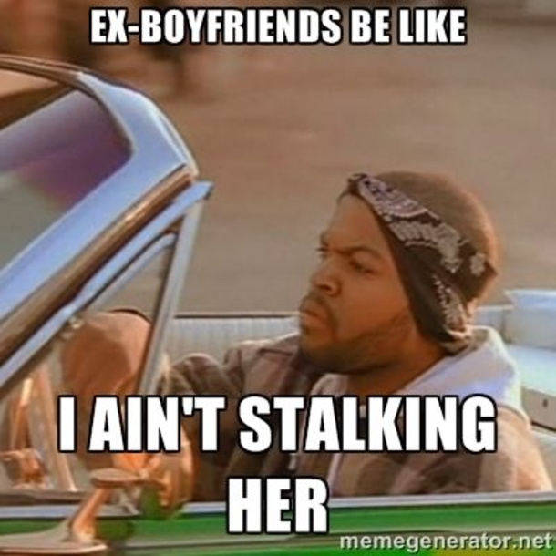 10 Fun Ex-Boyfriend Memes You Can't Ignore
