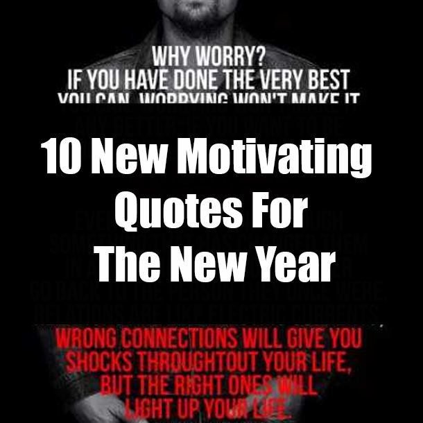 new motivating quotes for the new year