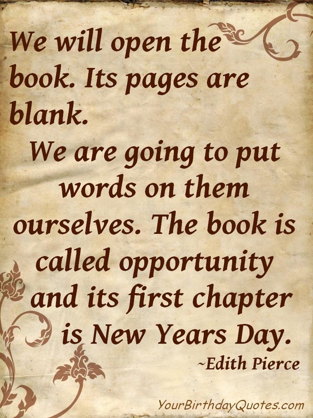 10 New Year Quotes, Sayings And Images