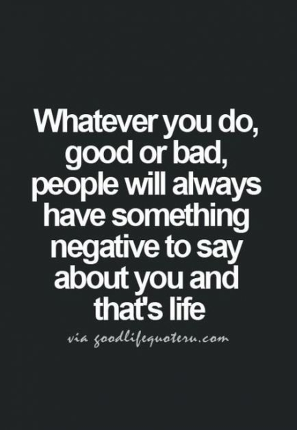 10 Quotes About Dealing With Negativity & Negative People