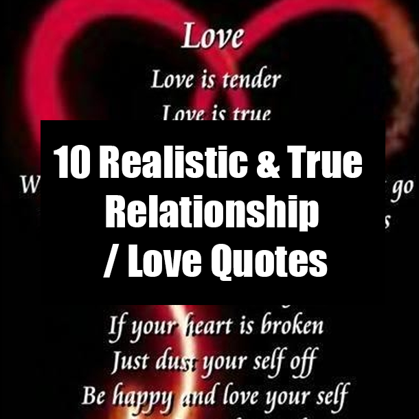 Real and love relationships quotes about 55 Relationships