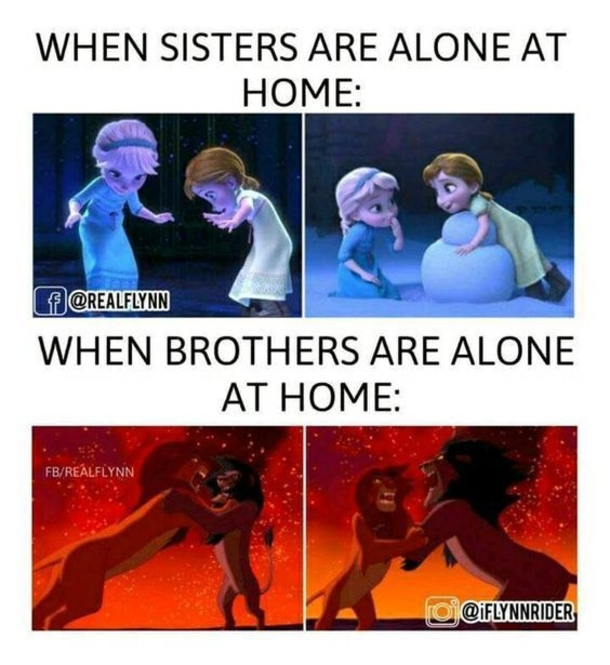 10+ Super Funny Memes Only A Brother And Sister Could Love