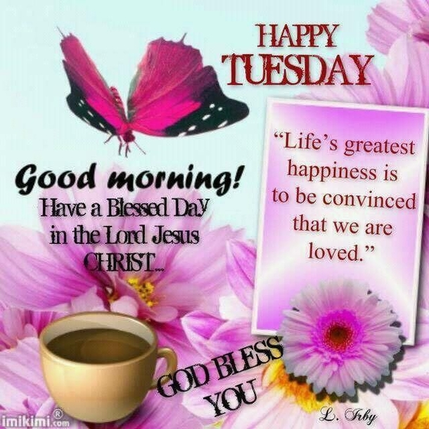 tuesday morning quotes to brighten your day