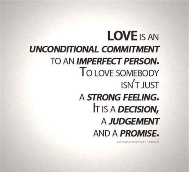 unconditional love quotes for family friends
