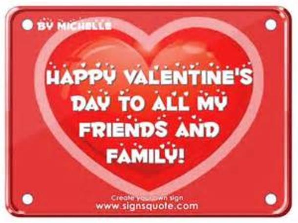 10 Valentine S Day Friendship Quotes