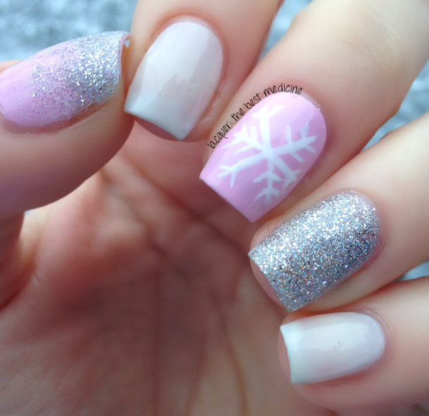 10 Wonderful Winter Nail Designs To Gain Inspiration From