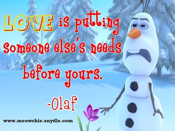 11 Best Olaf Quotes & Sayings
