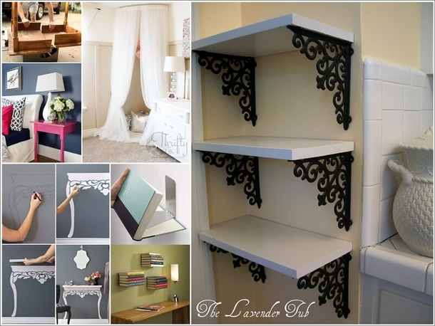 20 Cheap But Amazing DIY Home Decor Projects