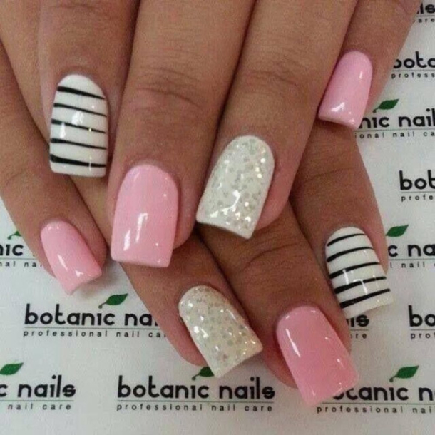 20 Pretty Nail Designs Styles For Spring 7364 4