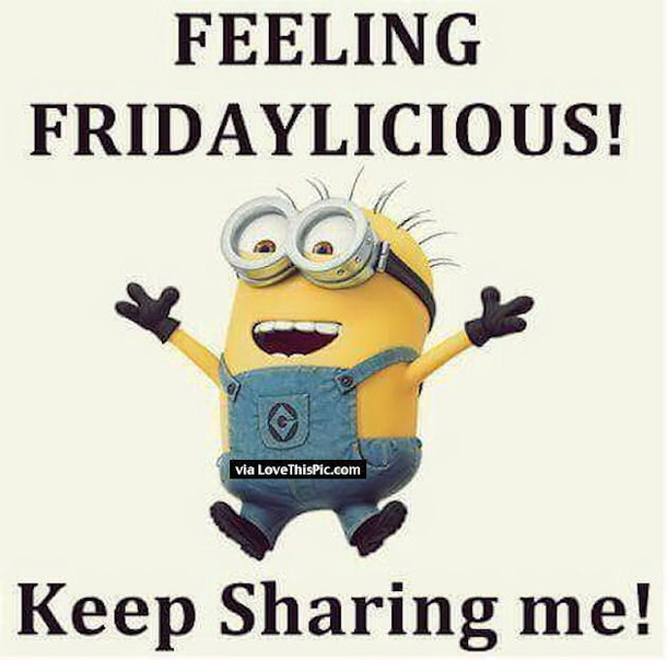 30 Fun Friday Quotes To Share