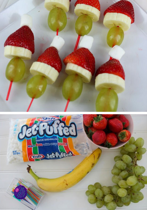 Kids Easy Christmas Foods For Parties Part 2