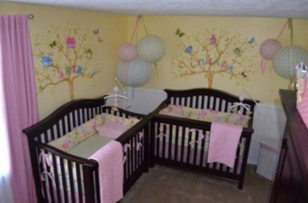 20 Nursery Ideas For Twin Babies