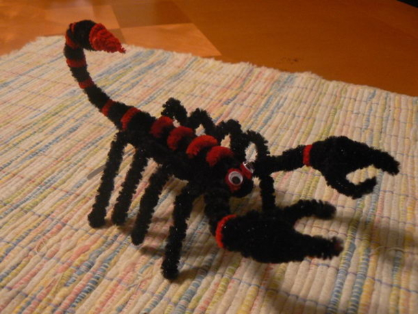 50 Diy Pipe Cleaner Animal Crafts For Kids