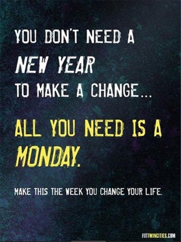 30 Motivational Monday Quotes