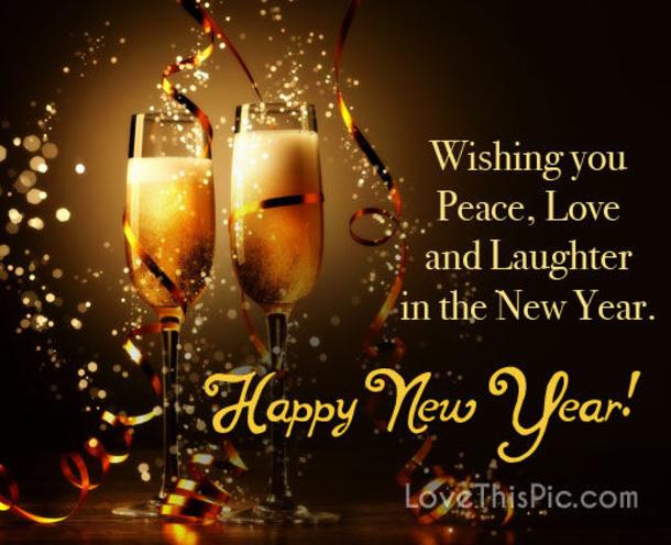 Happy New Year Family 6