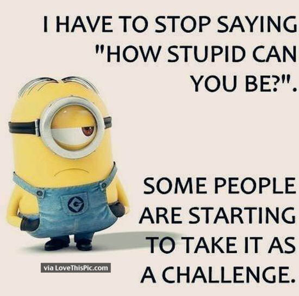 Image of: Funny Minion Sayingimagescom 50 Hilariously Funny Minion Quotes With Attitude