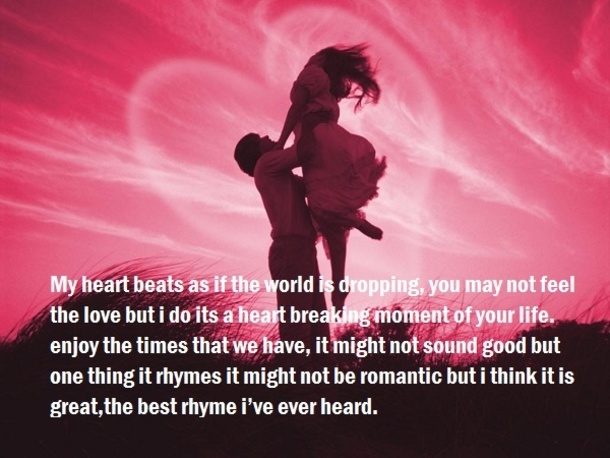 50 Romantic Quotes About Love