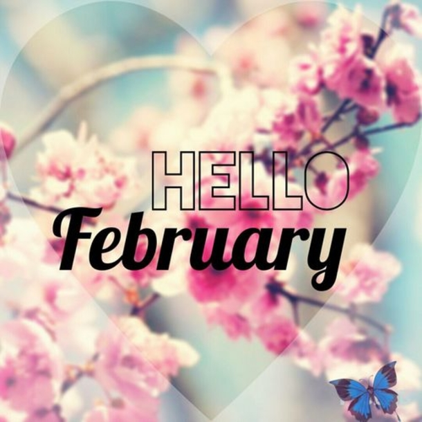 February welcome PNG Pic.