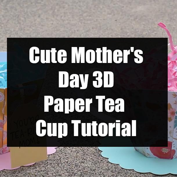 Origami Candy Box: Tutorial - YouTube | 610x610
