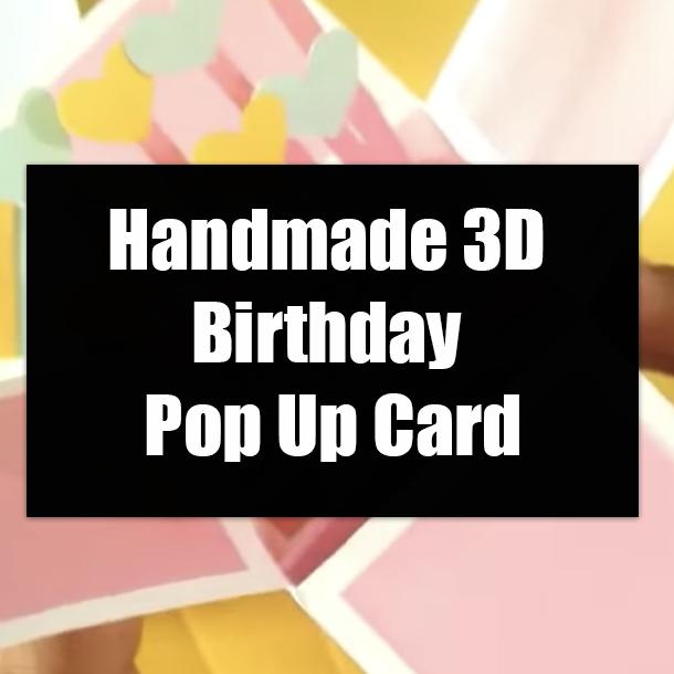 Birthday Pop Up Explosion Box - greeting cards near me