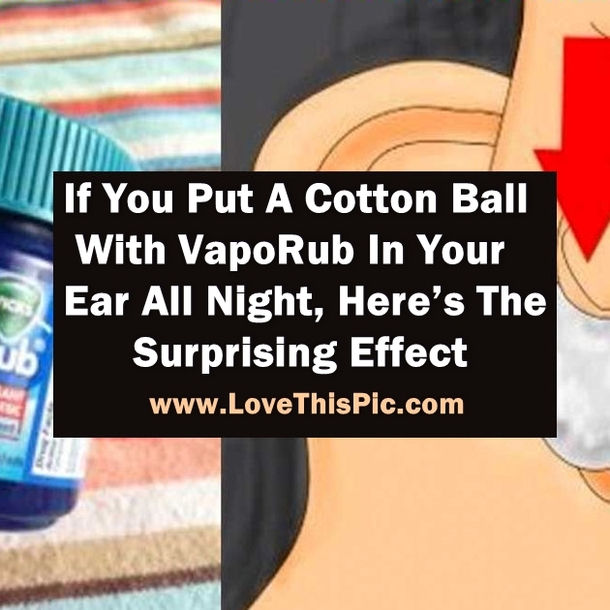 You Will Have THIS Surprising Effect If You Put A Cotton