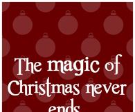 Christmas magic quotes